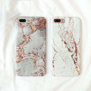 NEW iPhone XS/X Granite Marble case